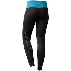 NRS H2Core Expedition Leggings Femme, charcoal heather
